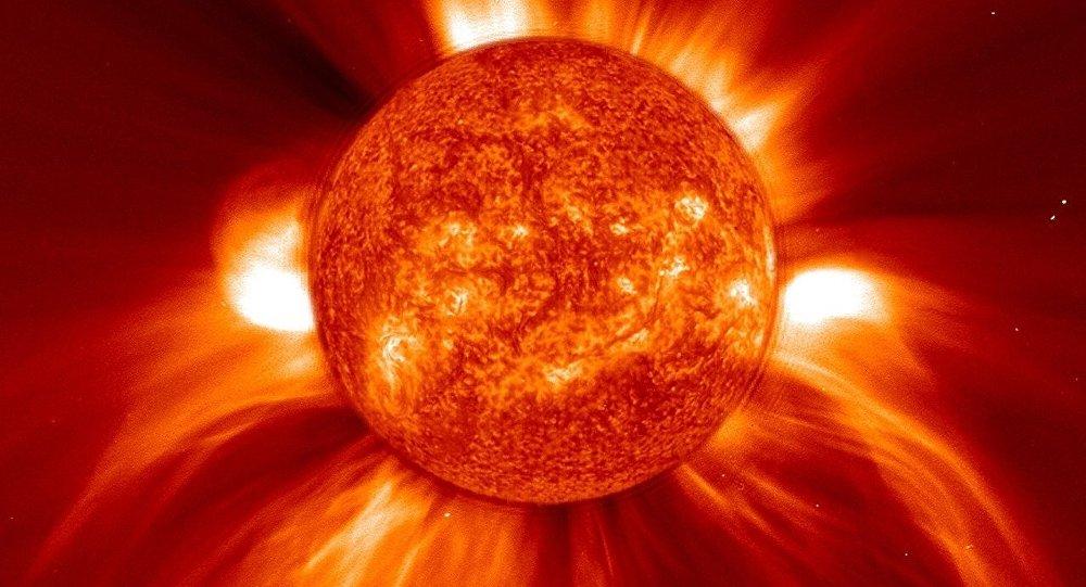 Sol (imagen ilustrativa)