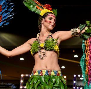 Colombia celebra un desfile de moda ecológica
