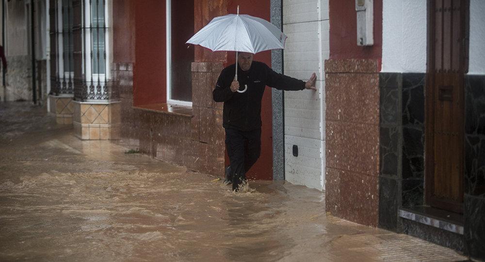 Inundaciones en España (archivo)