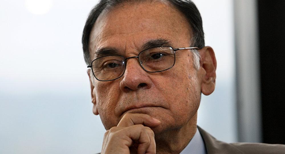 Fallece el embajador de Venezuela en Cuba, Alí Rodríguez Araque