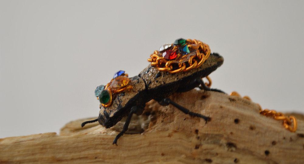 Escarabajo Maya Artesanía Ligada A Una Leyenda De Amor Fotos
