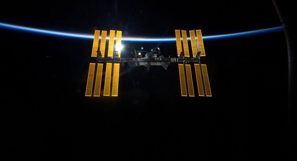 La Estación Espacial Internacional, foto archivo