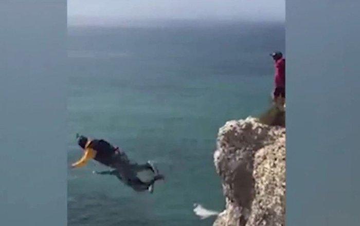 Un paracaidista muere al no abrirse su paracaídas