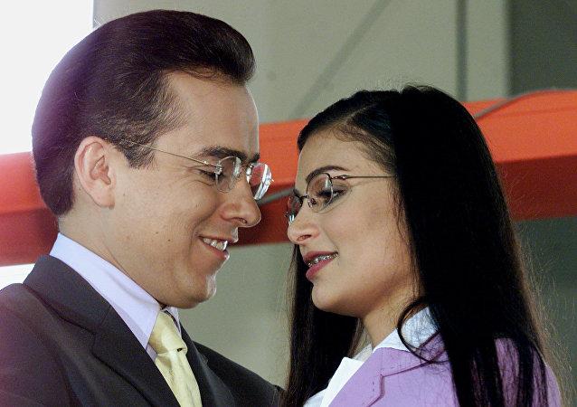 Ana María Orozco en su rol protagónico de Betty, la fea