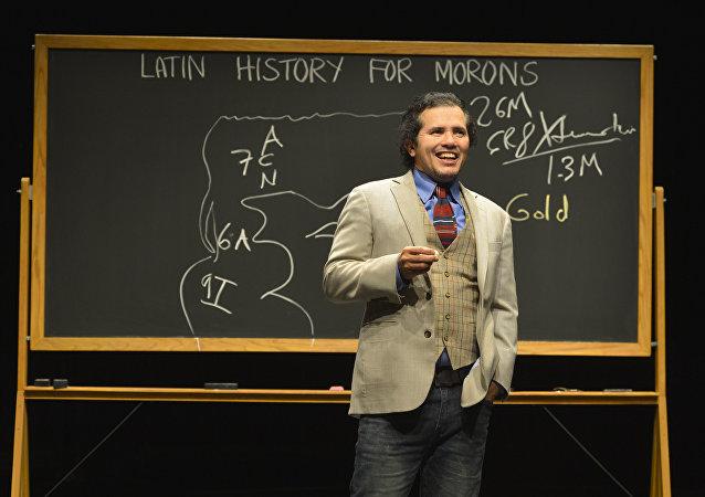 John Leguizamo, actor, productor y escritor nacido en Colombia