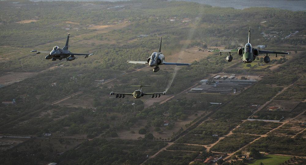 Maniobras militares CRUZEX 2018