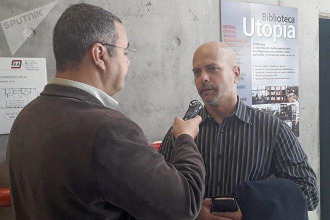 Gerardo Hernández Nordelo, uno de los cinco héroes cubanos en entrevista con Sputnik