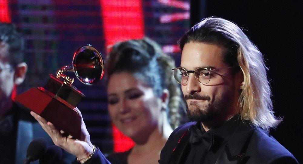 Maluma gana el Grammy latino a Mejor Álbum Vocal Pop 2018