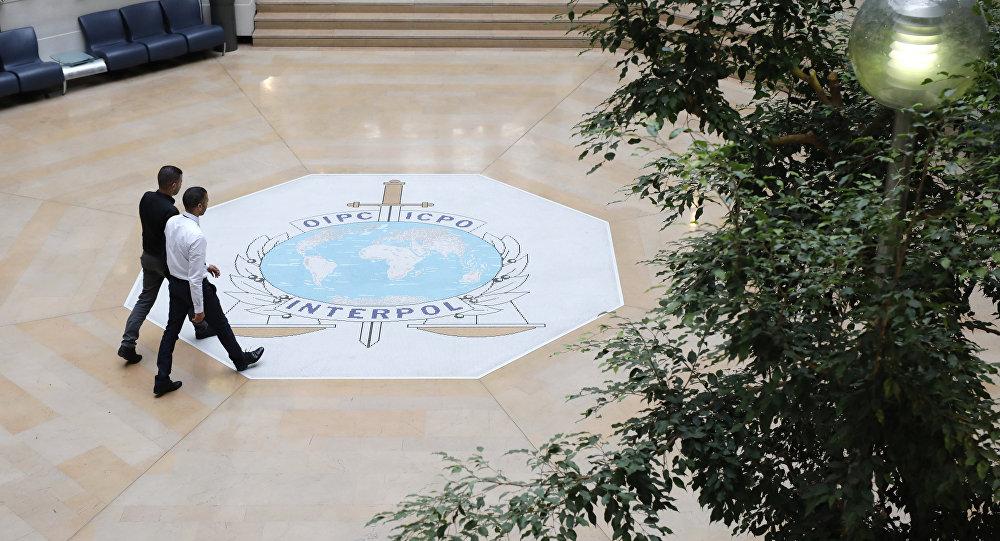 Sede de Interpol