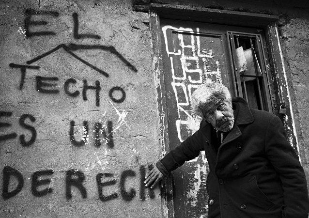 """""""El techo es un derecho"""""""