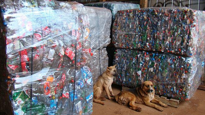 Las autoridades de la isla de Pascua no poseen la capacidad de procesar toda la basura acumulada en la isla, por lo que los desperdicios son simplemente almacenados