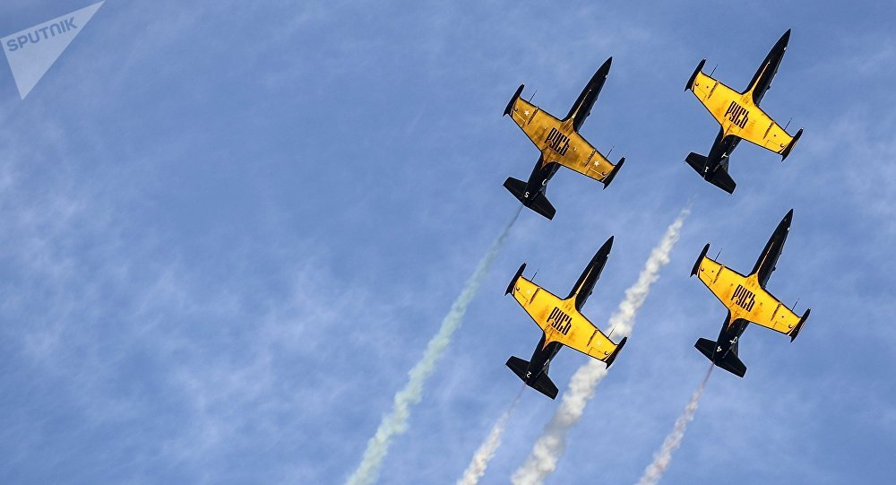 Aviones de caza L-39