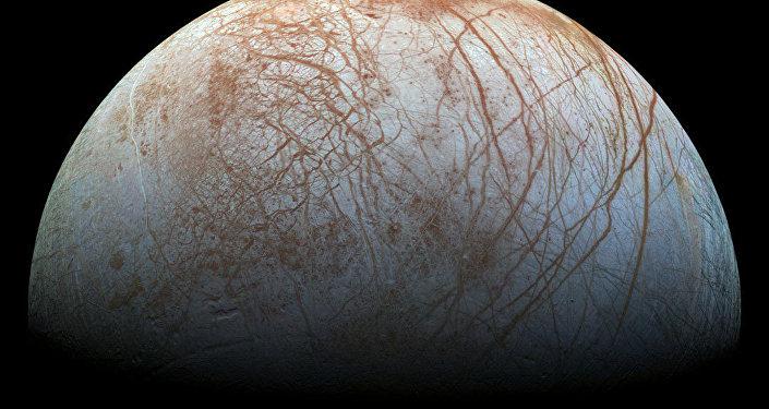 Europa, la luna de Saturno