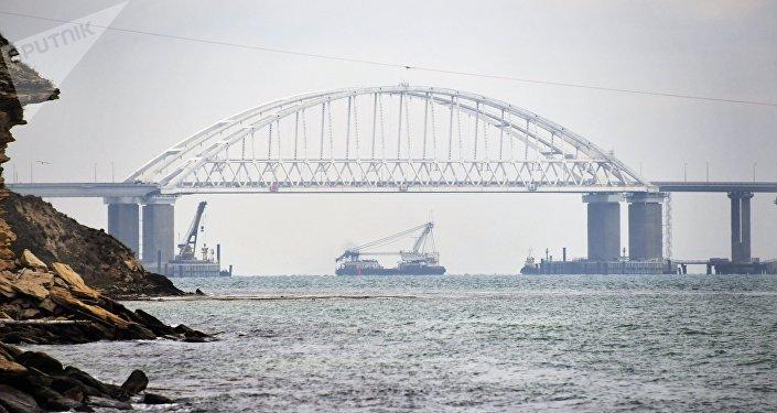 La situación en el estrecho de Kerch