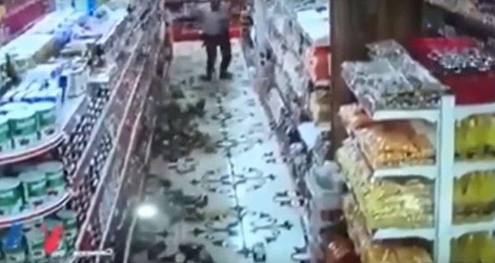 Pánico y destrucción en Irán e Irak: los momentos más horripilantes del terremoto