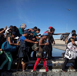 Los migrantes centroamericanos en México