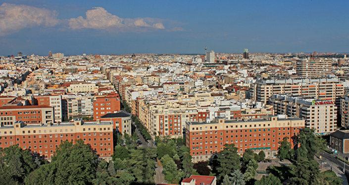 El distrito de Chamberí, en Madrid