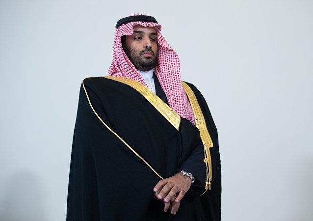 Mohamed bin Salmán, príncipe heredero de Arabia Saudí (archivo)
