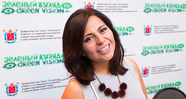 Lily Luna Martínez. Presidenta del jurado