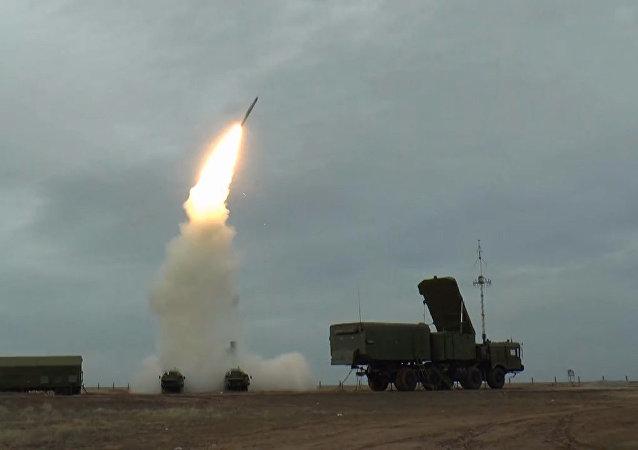 Triunfo antiaéreo: el nuevo sistema ruso S-400 muestra su potencia