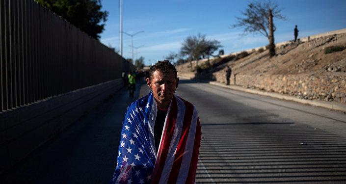 Un migrante centroamericano en México