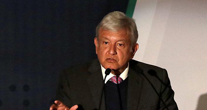 Andrés Manuel López Obrador, presidente de México
