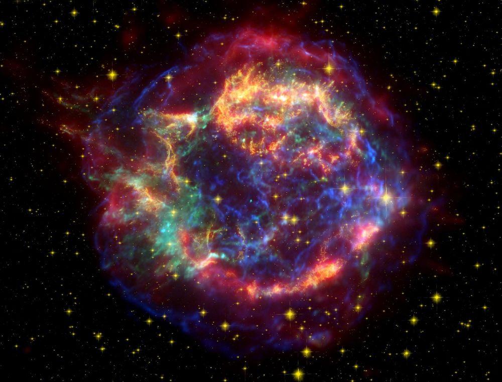 Vuelo a Marte y supernovas: las mejores fotos espaciales que nos dejó noviembre