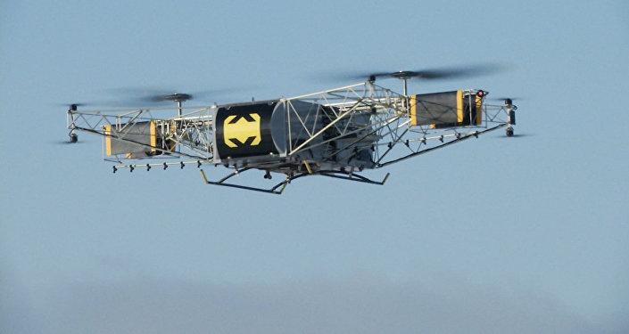 El primer dron de carga ruso alza el vuelo en el mercado mundial