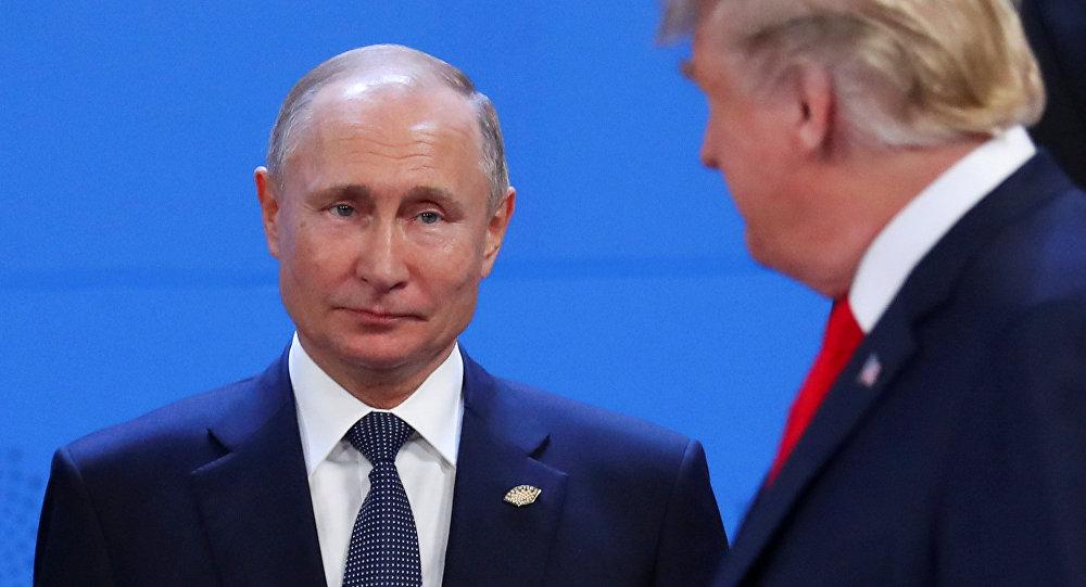 Vladimir Putin asegura a Donald Trump estar abierto al diálogo