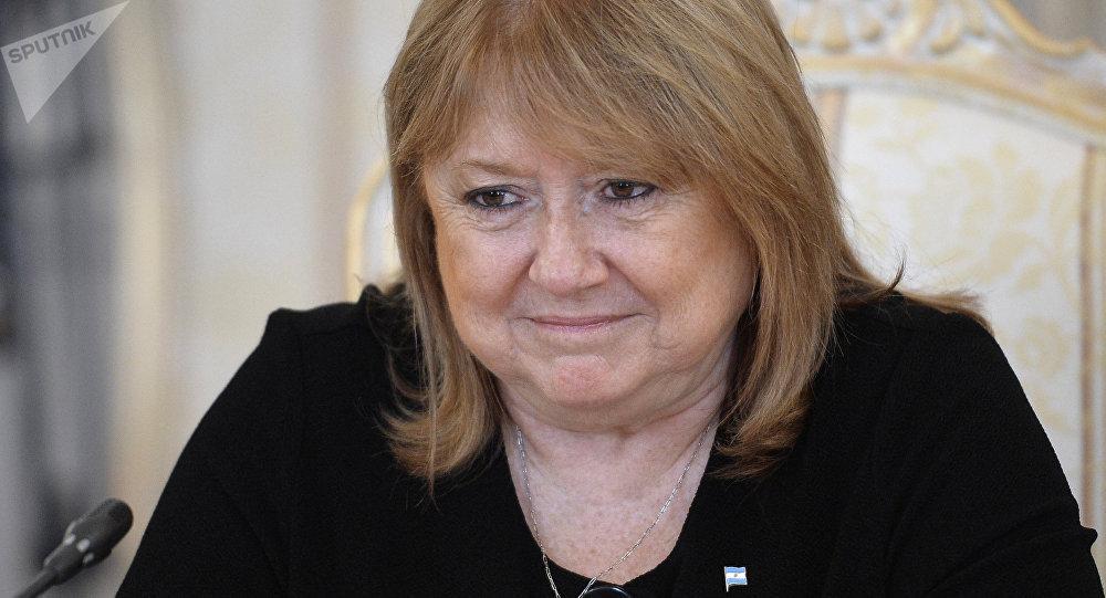Susana Malcorra, excanciller argentina