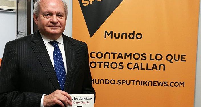 Pedro Cateriano, exprimer ministro de Perú. Autor del libro El Caso García.