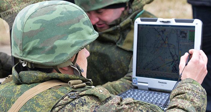 Las unidades especiales del ejército ruso