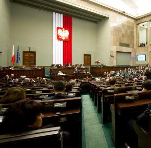 El Parlamento polaco