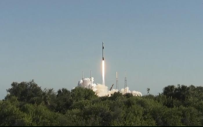 Todos los detalles del lanzamiento del cohete Falcon 9.