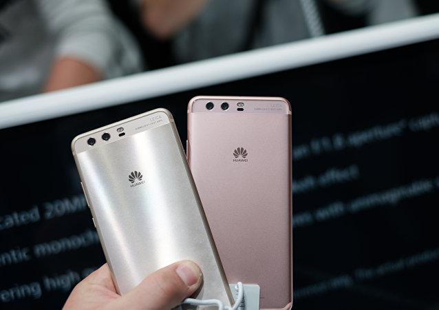 Teléfonos de Huawei