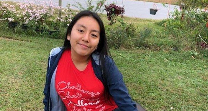 Hania Noelia Aguilar, adolescente guatemalteca raptada y asesinada en el estado de Carolina del Norte (EEUU)