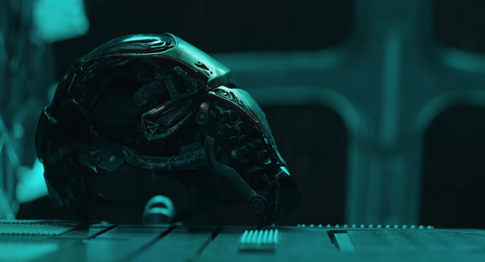 Una escena de la nueva parte de Los Vengadores