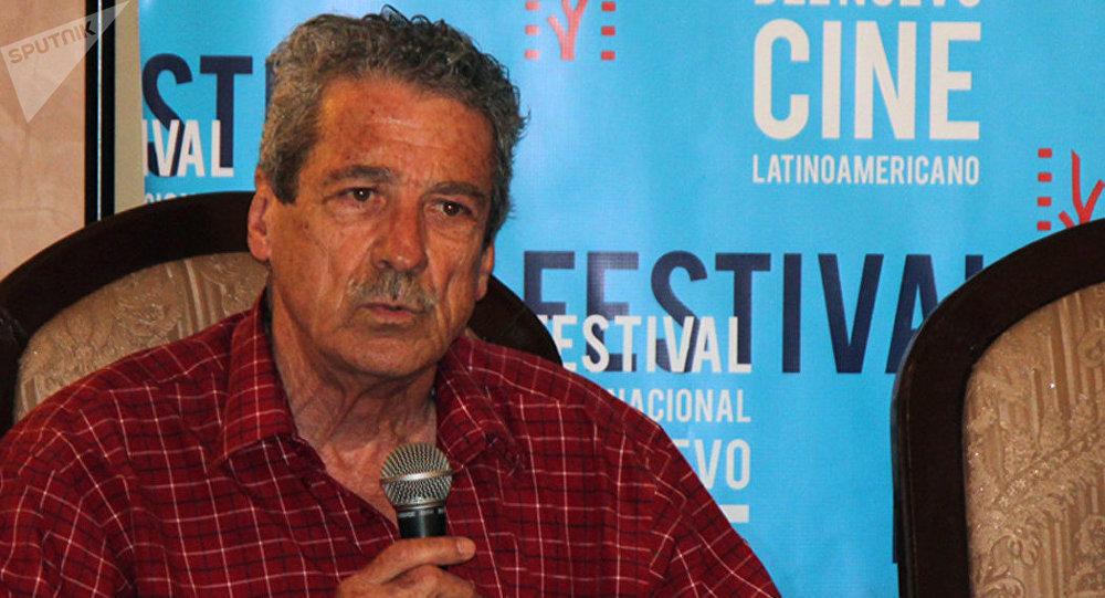 Fernando Pérez, cineasta cubano