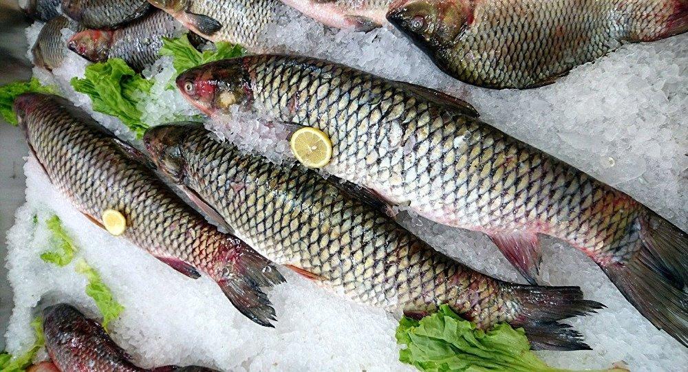 Ella es Liu Pengpeng, la vendedora de pescado más bella de Taiwán