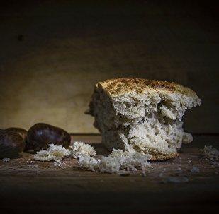 Un pedazo de pan