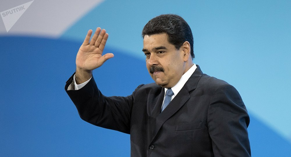Presidente de Venezuela, Nicolás Maduro (archivo)