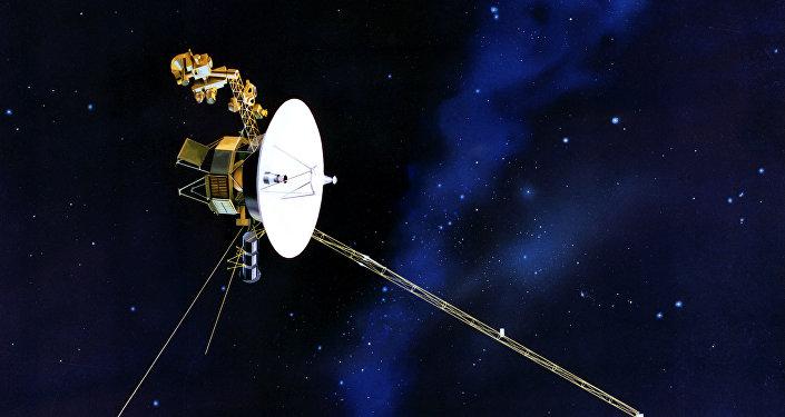 Voyager (ilustracuión artística)
