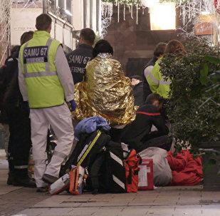 Los pormenores del tiroteo en Estrasburgo