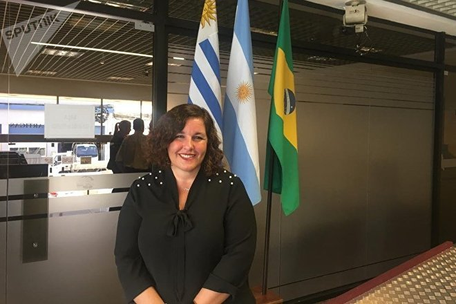 María Jimena Monsalve, jueza de ejecución penal N° 5 en Argentina