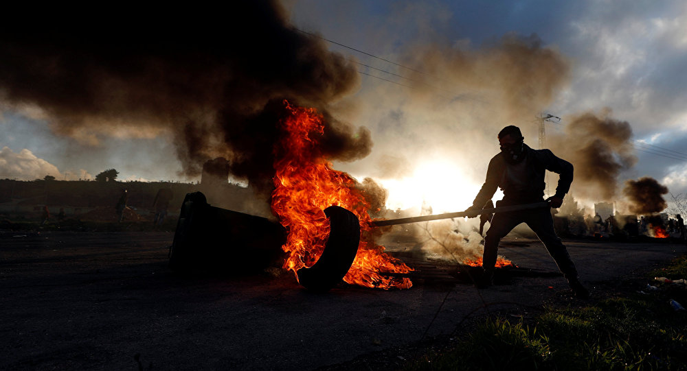 Ataques de palestinos en Cisjordania