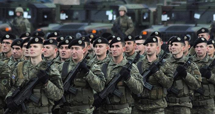Fuerzas de Seguridad de Kosovo
