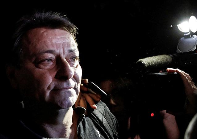 Cesare Battisti, exactivista brasileño