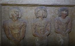 Descubre el interior de la tumba de 4.400 años hallada en Egipto