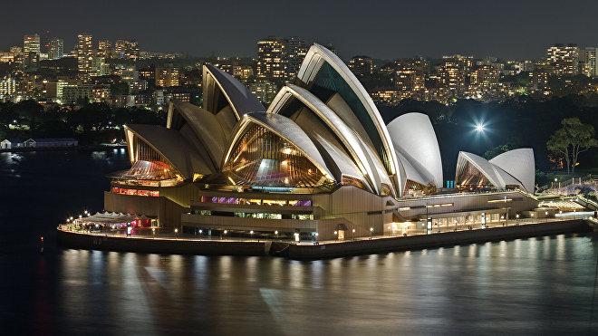 La Ópera de Sídney (Australia)