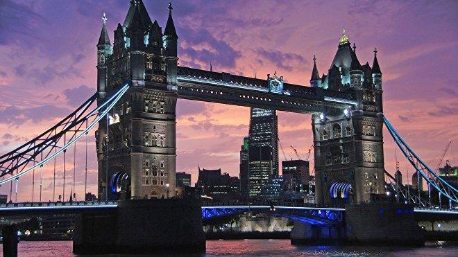 El Puente de la Torre en Londres (Reino Unido)